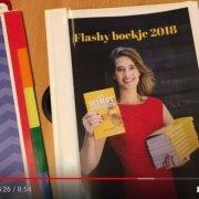 #Vlog #Flashyboekje #NoMake-up Een dag uit het leven van Femke
